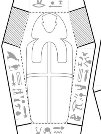 Make Your Own Sarcophagus: An Ancient Egypt Activity